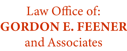 Attorney Gordon E. Feener